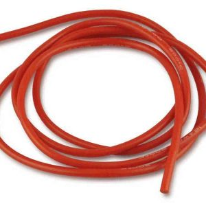 Silicone cable 1,5mm² x 1.000mm 16AWG (Red)