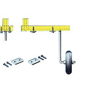 (HM-004-Z-06) - Short tiebar