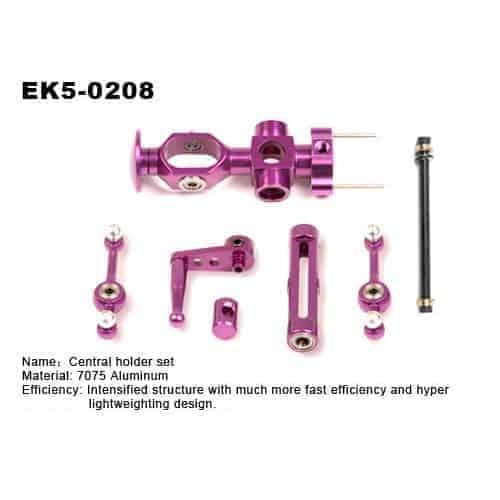 (EK5-0208) - Aluminum Central Holder Set