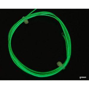 hexTronik Lumifly Glow Wire GREEN