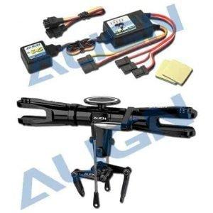 (HN7093QA) - 700 3G Programmable Flybarless System/Black