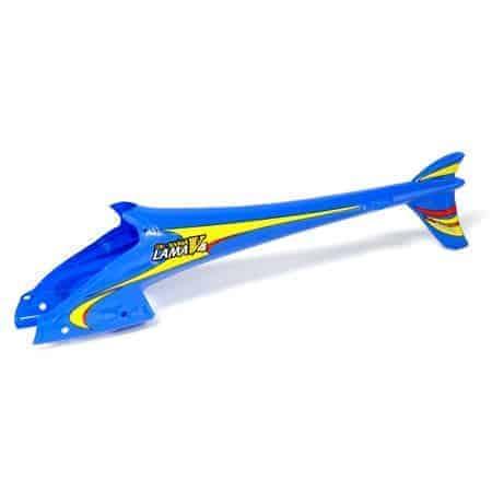 (EK1-0581) - Blue Airframe for E-sky Lama V4