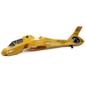 (EK1-0590) - Co-comanche Fuselage Set (brown)