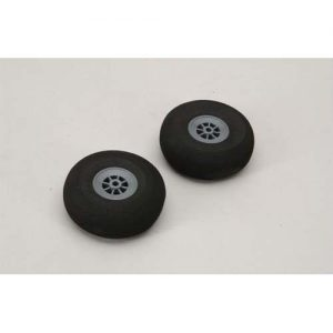 "Foam Wheel - 64mm/2-1/2"" (Pk2)"