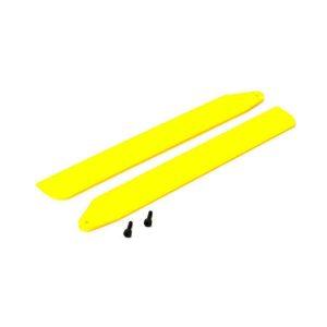 (BLH3716YE) - Hi-Performance Main Rotor Blade Set, Yellow: 130 X