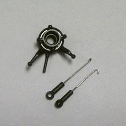 (BLH2716) - Swashplate with (2 ea.) Pushrods