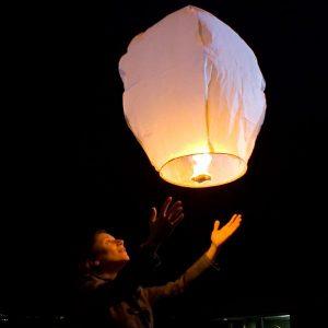 Θερμικό αερόστατο (Hot air balloon) 1.1m x 0.75m