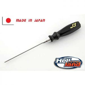 Hex driver 2.0mm Long (Made in Japan)