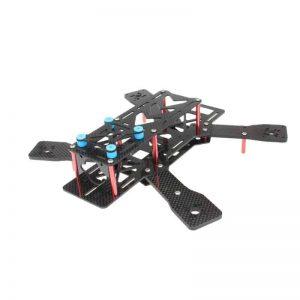 Nighthawk 250 II All Carbon Fiber Quadcopter Aircraft Frame