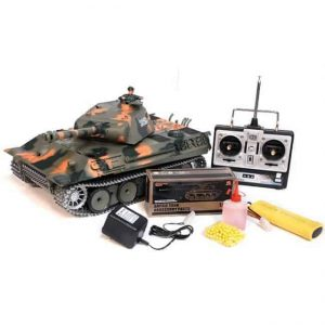 RC Tank Heng Long German Panther tank with smoke and sound