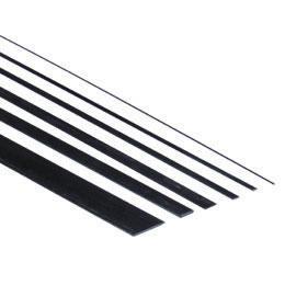 Carbon fiber Batten 2.0 x 10.0 x 1000mm