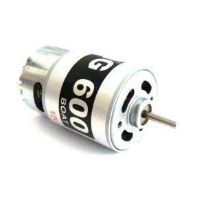 Brushed motor GPX Extreme: MIG 600 12V BOAT engine