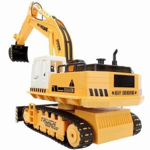 H-Toys Backhoe Bulldozer 11CH 27MHz RTR