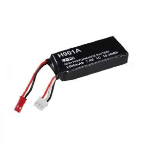 Hubsan 7.4V 1400mAh Lipo Battery for H501S H502S H109S H901A Transmitter